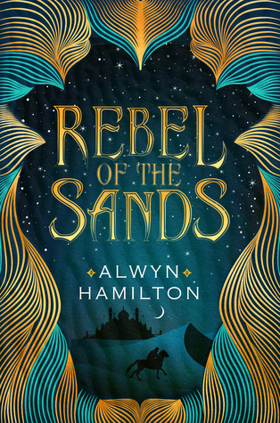 Rebel of the Sands cover